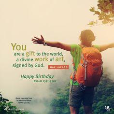 Happy Birthday Christian Quotes, Happy Birthday Spiritual, Happy Birthday For Her, Best Birthday Quotes, Happy Birthday Wishes Quotes, Happy Birthday Beautiful, Happy Birthday Cards, Birthday Greetings, Happy Birthdays