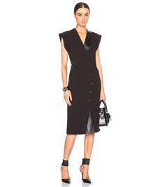 Rachel Comey Laden Dress ($494), The Best LBDs That Aren't Boring via @WhoWhatWear