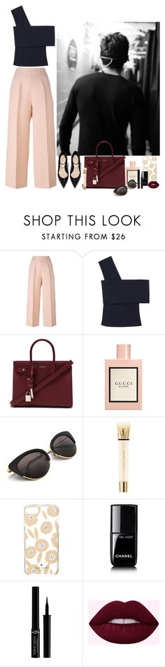 """Niall Horan #118"" by ambere3love34 ❤ liked on Polyvore featuring Fendi, Rosetta Getty, Yves Saint Laurent, Gucci, Kate Spade, Chanel and Giorgio Armani"