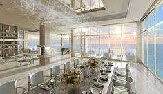Miami Luxury Condos | Luxury Real Estate in Miami | Mansion Floorplans