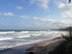 Praia do Cassange - Bahia - Brasil
