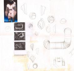 Solaris: Sketchbook Design Development.
