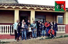 La Asociación CTS '08 de Segorbe visitó la ganadería de D. Germán Vidal