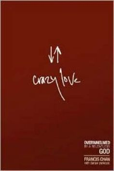 Crazy Love. He calls us deeper & higher....best place to be. Hands down. Great book. #Crazylove
