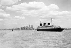 Steam ship 1935