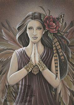 Earth Angel by Jessica Galbreth