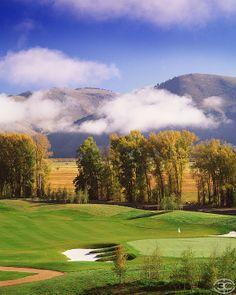 Golf Wyoming // 3 Creek Ranch Golf Club