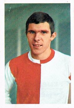 Willem van Hanegem - VOETBALHELDEN OP PAPIER International Football, Rotterdam, Vintage Football, 1970s, Polo Shirt, Soccer, Van, Classic, Sports