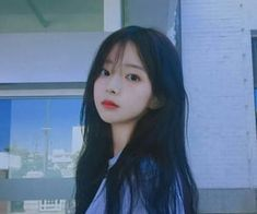 Uploaded by メム. Find images and videos about ulzzang, icon and ulzzang girl on We Heart It - the app to get lost in what you love. Korean Beauty Girls, Pretty Korean Girls, Korean Girl Fashion, Cute Korean Girl, Korean Boy, Beautiful Asian Girls, Asian Beauty, Woman Fashion, Ulzzang Hair