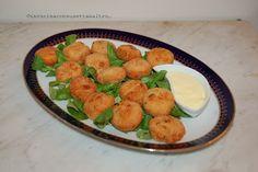 In Cucina con Susetta e altro...: POLPETTE DI SALMONE   Una ricetta velocissima da p...