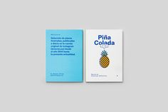 Recreo / Piña Colada on Behance