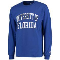 00359ca0691 Men s Champion Royal Florida Gators University Long Sleeve T-Shirt