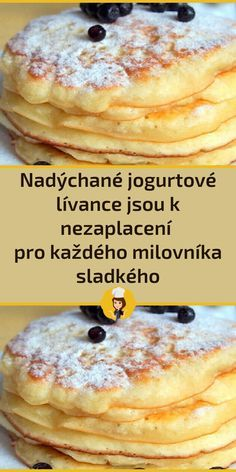 Sweet Desserts, Sweet Recipes, Cake Recipes, Cooking Cookies, Czech Recipes, Sweet Bakery, Food Humor, What To Cook, Quick Meals
