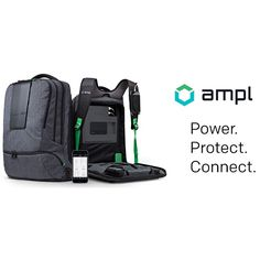 AMPL Labs is #crowdfunding live on #Indiegogo!  The ultimate #backpack for #travel to #power and protect your #gadgets is finally here and on #sale at $100 off today.  Please check us out and back us at igg.me/at/ampl.
