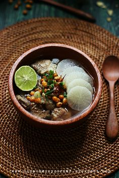 My life, my love, my food: Soto Bandung
