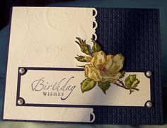 SC313 - Simple Birthday Wishes by gotthebug - Cards and Paper Crafts at Splitcoaststampers