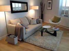 Living Area #Propertystyling