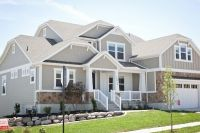 Edge Homes - Two Story Vanessa plan Total 4930 sqft (3067 finished)