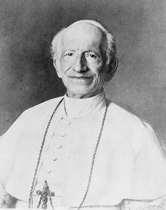 Papa Leão XIII [ o papa de São Miguel Arcanjo ]