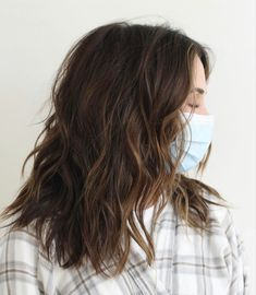 #haircut #livedinhair #anhcotran #milbonhair #milbonpro #haircolor #haircare #hairlength #beauty #style #bridalhair #bridalbeauty #winterbeauty #haircutideas #hairstyles #haircuttypes #celebrityhair #celebrityhairstylist #hairtransformation #hairdresser #cut #color #hairinspo #midlegth #layers #newhair #newhaircut #fall2020 #hairmakeover Hair Scarf Styles, Short Hair Styles, Hair Inspo, Hair Inspiration, Beauty Style, Hair Beauty, Fall Hair Trends, Celebrity Hair Stylist, Hair Transformation
