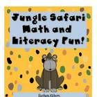 Go on an adventure with your students as you explore the jungle and have fun learning important academic skills.  There are over 85 pages of activi...