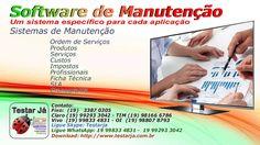 Sistema para manutenção interna preventiva e corretiva