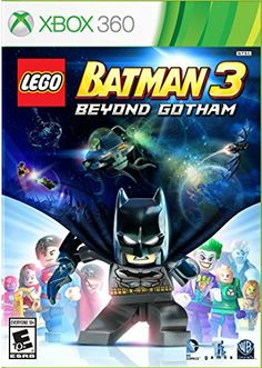 cool LEGO Batman 3: Beyond Gotham – Xbox 360 The best-selling LEGO Batman videogame franchise returns in an out-of-this-world, action-packed adventure! In LEGO Batman 3: Beyond Gotham, the Caped ... http://gameclone.com.au/games/lego-batman-3-beyond-gotham-xbox-360/ Check more at http://gameclone.com.au/games/lego-batman-3-beyond-gotham-xbox-360/