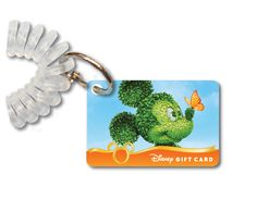 Get Your Mini Disney Gift Card and Get a Taste of Spring at the Epcot International Flower & Garden Festival - http://di.sn/gAM