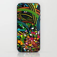 Coloration iPhone & iPod Skin by LoRo  Art & Pictures - $15.00