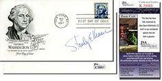 STANLEY KRAMER Hand Signed FDC - JSA COA - UACC RD#289 Ex…