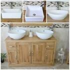 Bathroom Vanity Corner Unit   Oak Sink Cabinet   Ceramic Basin Tap & Plug Option   eBay Home Depot Bathroom Vanity, Bathroom Vanity Units, Armoire, Basin Taps, Corner Unit, Cabinet, Ceramic Bowls, Solid Oak, Double Vanity