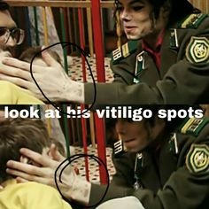 Poor Michael I love him so much
