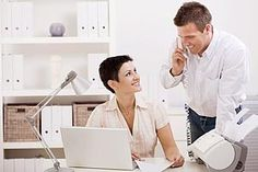 Why The Workplace is a Hot Spot for Romance - A few key factors make the office a perfect target for Cupid's arrows.