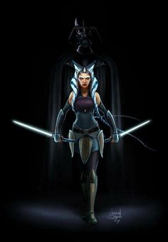 Ahsoka Tano - The Apprentice Lives...