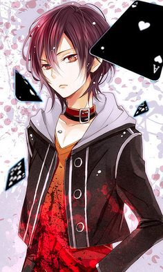 Shin from amnesia #anime