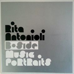 RitaAntonioli B-Side Portraits