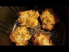 Mama Mary's Air fryer Pepperoni Thin & Crispy Pizza Cook's Essentials Airfryer - YouTube