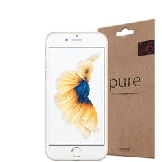 iPhone Plus Screen Protector Film Araree Pure Curver Anti-scratch for Apple for sale online Apple Iphone 6s Plus, Easy Install, Screen Protector, Cell Phone Accessories, Bubbles, Pure Products, Ebay, Amazon, Film