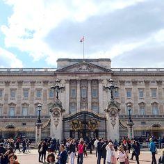 Buckingham Palace from new video #london #buckinghampalace #londoner #londonlife