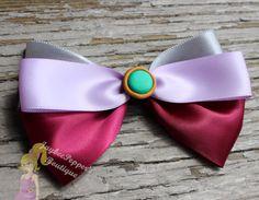 Wicked Stepmother hair bow disney villain inspired hair clip