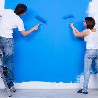Bien choisir une peinture murale - Marie Claire Maison