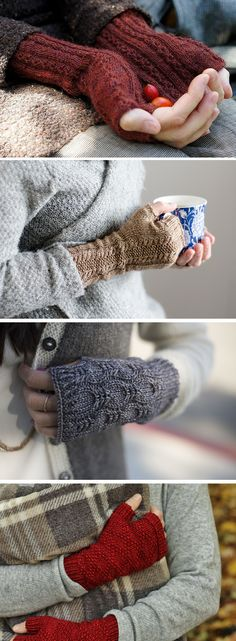 New Favorites: Mitts and more mitts