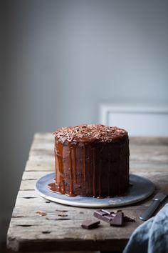via Bo Bedre Smoked Whiskey, Bourbon Whiskey, How To Make Cake, Food To Make, Whiskey Cake, Sweet Pie, Dessert Recipes, Desserts, Dessert Ideas