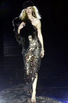 Julien Macdonald | Fall 2002 Ready-to-Wear Collection