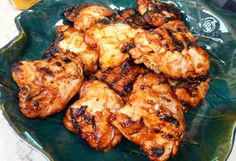 Cheerwine Chicken...OMG.
