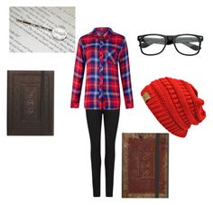 """the bookworm"" by wild-tiger16 ❤ liked on Polyvore featuring Paige Denim and Rails"