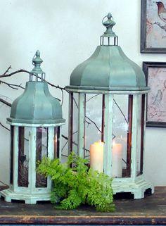 Oh how I love my lanterns!