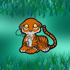 Disney Villains - Shere Khan by ChibiMagics