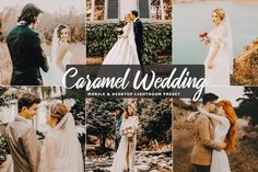 Caramel Wedding Lightroom Preset contain professional and color-enhancing filter that will give your photos brown soft look with pastel tone to your images. Vintage Lightroom Presets, Best Free Lightroom Presets, Professional Lightroom Presets, Foto Wedding, Wedding Presets, Lightroom Tutorial, Free Photoshop, Caramel, Desktop