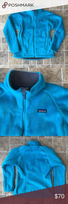 Patagonia R2 Fleece Jacket Women's Patagonia R2 fleece jacket. In EUC. No stains. Patagonia Jackets & Coats
